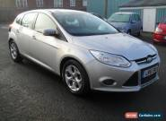 2011 (61) FORD FOCUS 1.6 EDGE TDCI 115 5DR Manual for Sale
