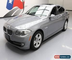 Classic 2013 BMW 5-Series Base Sedan 4-Door for Sale
