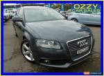 2010 Audi A3 8P MY09 Sportback 1.8 TFSI Ambition Grey Automatic 7sp A Hatchback for Sale