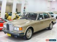 1981 Rolls-Royce Silver Spirit .... Gold Automatic A Sedan for Sale