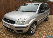 2003 FORD FUSION 2 16V 5 DOOR JUNE MOT, MINI MPV, DRIVES LOVELY, SILVER for Sale