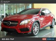 2015 Mercedes-Benz Other Base Sport Utility 4-Door for Sale