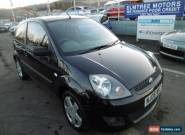 2006 Ford Fiesta 1.25 Zetec 3dr for Sale