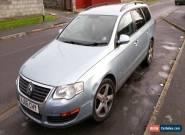 For Spares or Repair VW Passat SE TDI Auto for Sale
