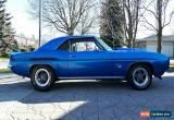 Classic 1969 Chevrolet Camaro Camaro for Sale