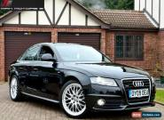 2009 Audi A4 3.0 TDI S Line Quattro 4dr for Sale