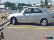 Mercedes-Benz: S-Class S500 for Sale