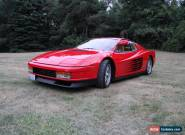 Ferrari: Testarossa Flying Mirror for Sale