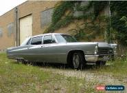 Cadillac: Fleetwood Limo for Sale