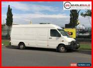 2006 Volkswagen LT HIGH ROOF LWB White Manual M Van for Sale