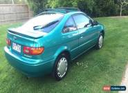 Toyota Paseo (1996) 2D Coupe Manual (1.5L - Multi Point F/INJ) Seats for Sale
