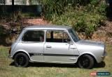Classic Leyland Mini LS (1978) 2D Sedan Manual (1.3L - Carb) Seats for Sale