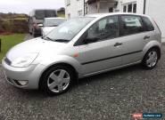 Ford Fiesta 1.4 TDCi Zetec. 2003. ***SPARES OR REPAIR*** for Sale