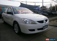 2005 Mitsubishi Lancer CH ES White Automatic 4sp A Sedan for Sale