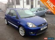 Ford Fiesta St 16v 3dr PETROL MANUAL 2006/06 for Sale
