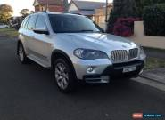 BMW X5 4.8i (2008), 5 Seater for Sale