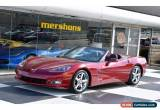 Classic 2007 Chevrolet Corvette Base Convertible 2-Door for Sale