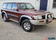 7 Seater Automatic 3.0l Turbo Diesel Nissan Patrol Wagon 2002 for Sale