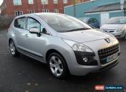 2010 (60) PEUGEOT 3008 1.6 SPORT HDI 5DR Manual for Sale