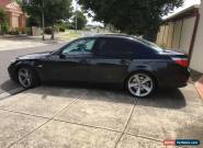 BMW E60 530i for Sale