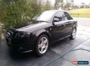 Audi A4 B7 Quattro for Sale