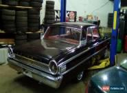 Ford: Galaxie 2 door sedan for Sale