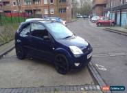 Ford Fiesta 1.4 TD Zetec 3dr for Sale