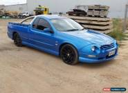 ford au111 2002 xr6 tickford ute   (no reserve) for Sale