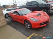 2015 Chevrolet Corvette Coupe 2-Door for Sale