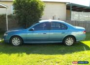 Ford Falcon BF MK11 Futura Sedan for Sale
