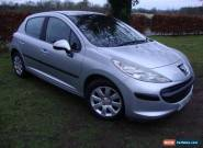 Peugeot 207 1.4 16v S 90 2006 5 door Silver Hatchback for Sale