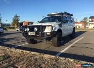 Nissan R51 Pathfinder for Sale