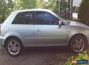 Audi A3 1.8 Turbo Registered No Reserve for Sale