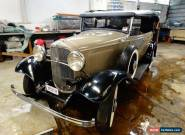 1932 Ford Deluxe Phaeton - Low miles for Sale
