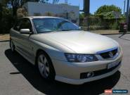 2004 Holden Calais VY II Gold Automatic 4sp A Sedan for Sale