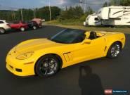 2011 Chevrolet Corvette Grand Sport Convertible 2-Door for Sale