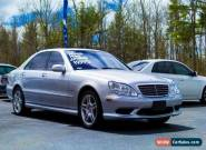 2003 Mercedes-Benz S-Class for Sale