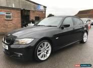 2010 BMW 325D M SPORT AUTO BLACK FULL LOADET  for Sale