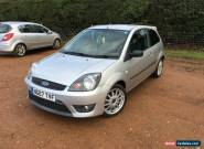 2007 Ford Fiesta 1.6 Zetec S Silver *Needs Attention* for Sale