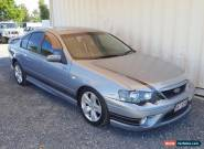 Automatic Ford Falcon BF XR6 Sedan 2007 for Sale