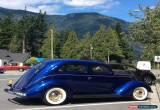 Classic 1937 Ford Sedan for Sale