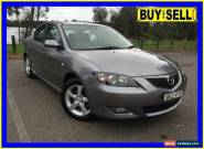 2005 Mazda 3 BK Maxx Sport Grey Automatic 4sp A Sedan for Sale