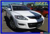 Classic 2009 Mazda CX-9 09 Upgrade Luxury White Automatic 6sp A Wagon for Sale