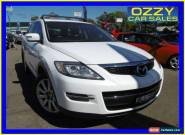 2009 Mazda CX-9 09 Upgrade Luxury White Automatic 6sp A Wagon for Sale