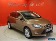 2014 Ford Focus 1.6 TDCi Zetec 5dr (start/stop) for Sale