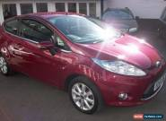 2009 58 FORD FIESTA 1.2 ZETEC 3D 81 BHP for Sale