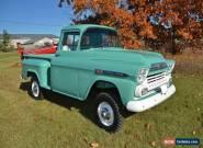 Chevrolet: Other Pickups APACHE NAPCO POWR-PAK for Sale