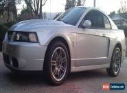2003 Ford Mustang SVT Cobra Coupe 2-Door for Sale