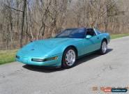 1991 Chevrolet Corvette 2 DOOR COUPE for Sale
