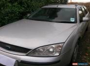 FORD MONDEO ESTATE 2.0L TDDI 2001 for Sale
